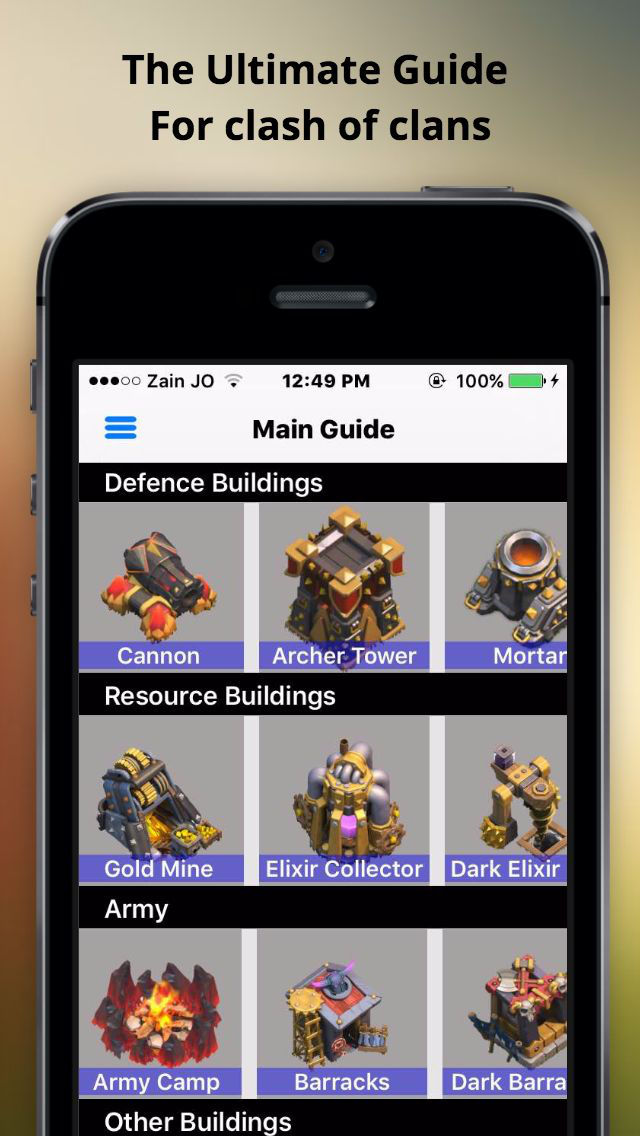 Clashers World — Ultimate Guide For Clash Of Clans - iOS ...