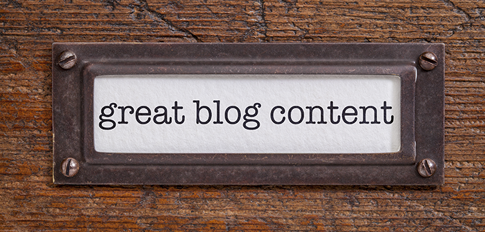 Using content marketing as a tool to increase website value