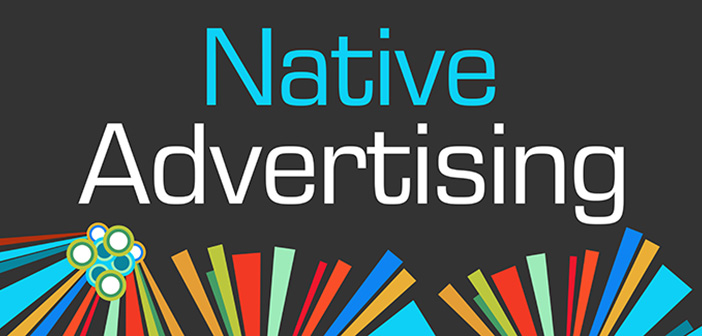 What is native advertising? And if it isn't the next big thing, what is?