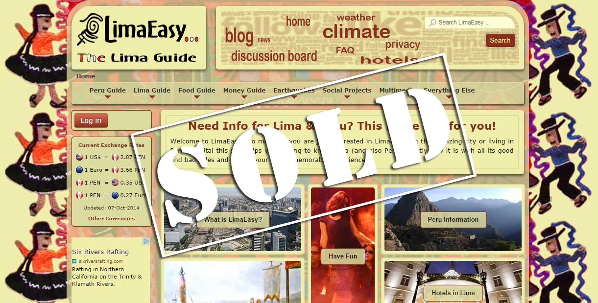 Case study: Buying a website via BIN