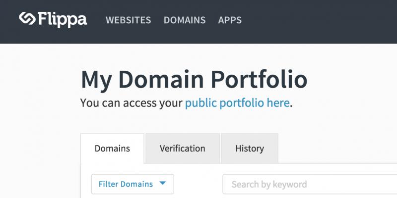 Domain Portfolio Management Tools