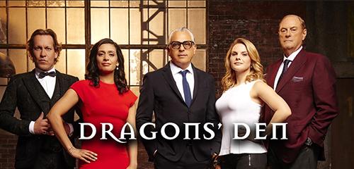 Dragons Den TV Show for Entrepreneurs