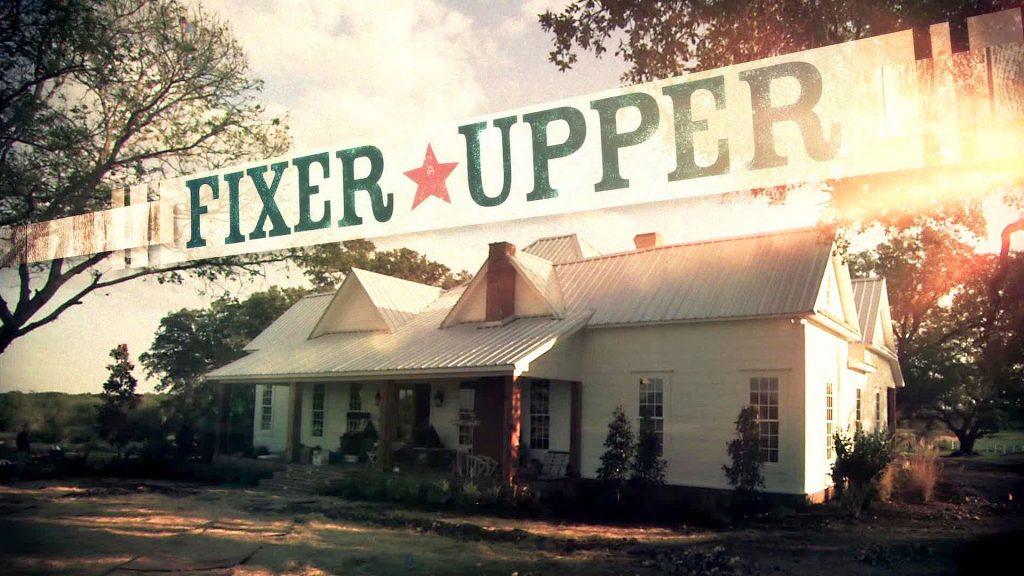 Fixer Upper TV Show