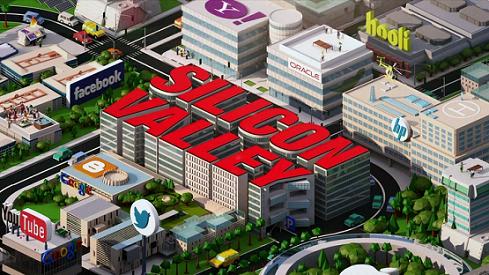 Silicon Valley TV show for web entrepreneurs