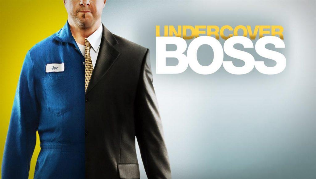 Undercover Boss TV Show