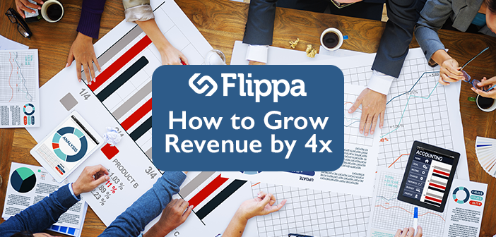 How To Grow Website Revenue by 4x