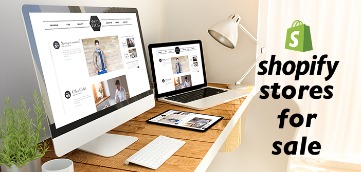 Buying Shopify Stores