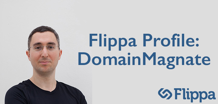 Flippa Profile Interview: DomainMagnate with Michael Bereslavsky