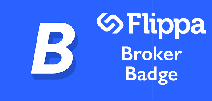Flippa Broker Badge