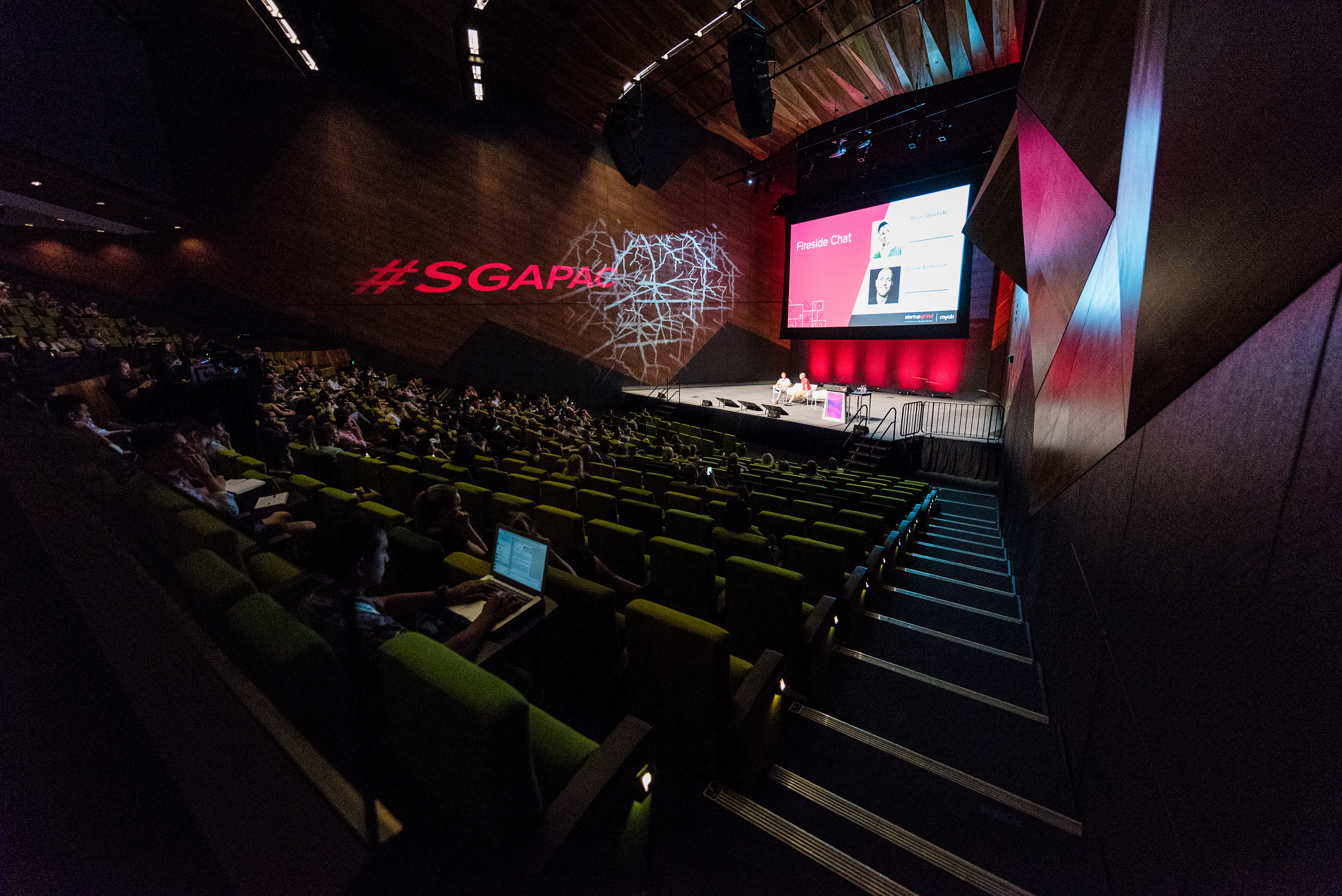 The highlights from Startup Grind's conference