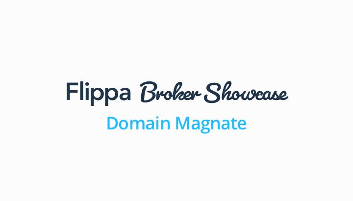 Broker Interview - Domain Magnate