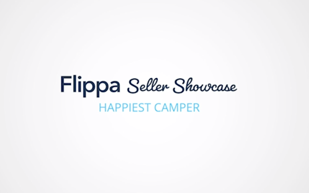 Flippa Seller Showcase – Happiest Camper Blog