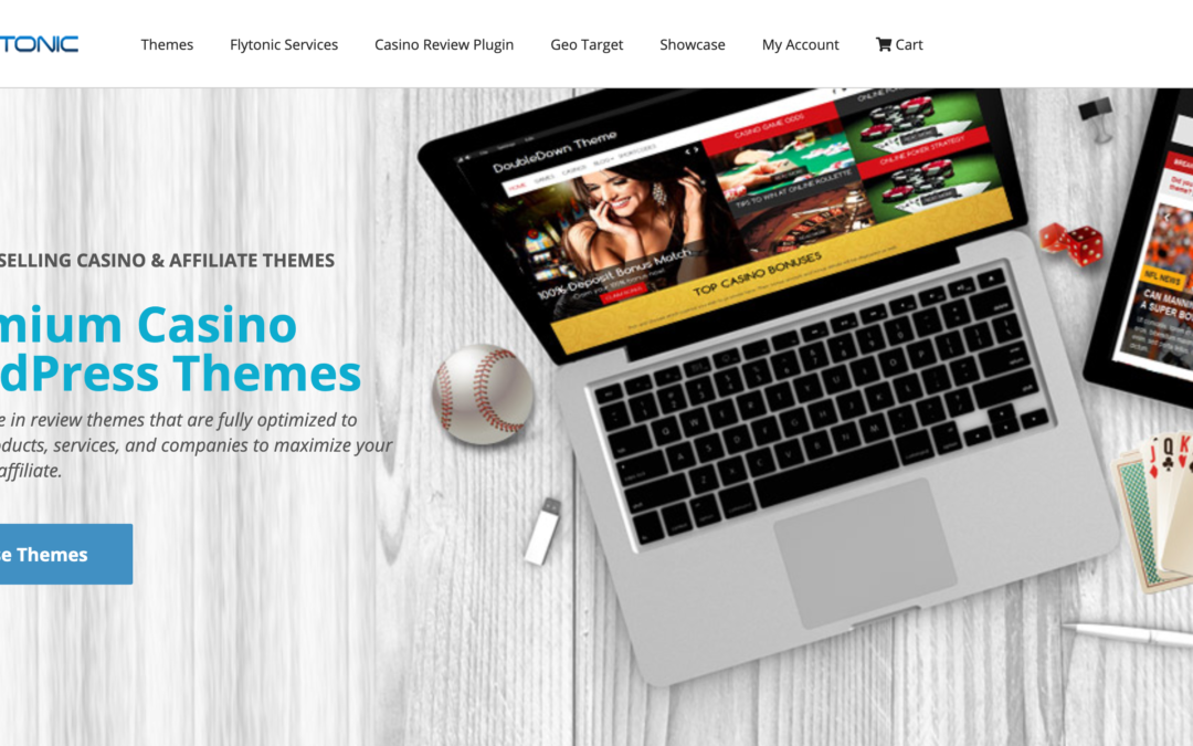 Flytonic.com –  Poker and Casino WordPress Themes & Plugins for Affiliates