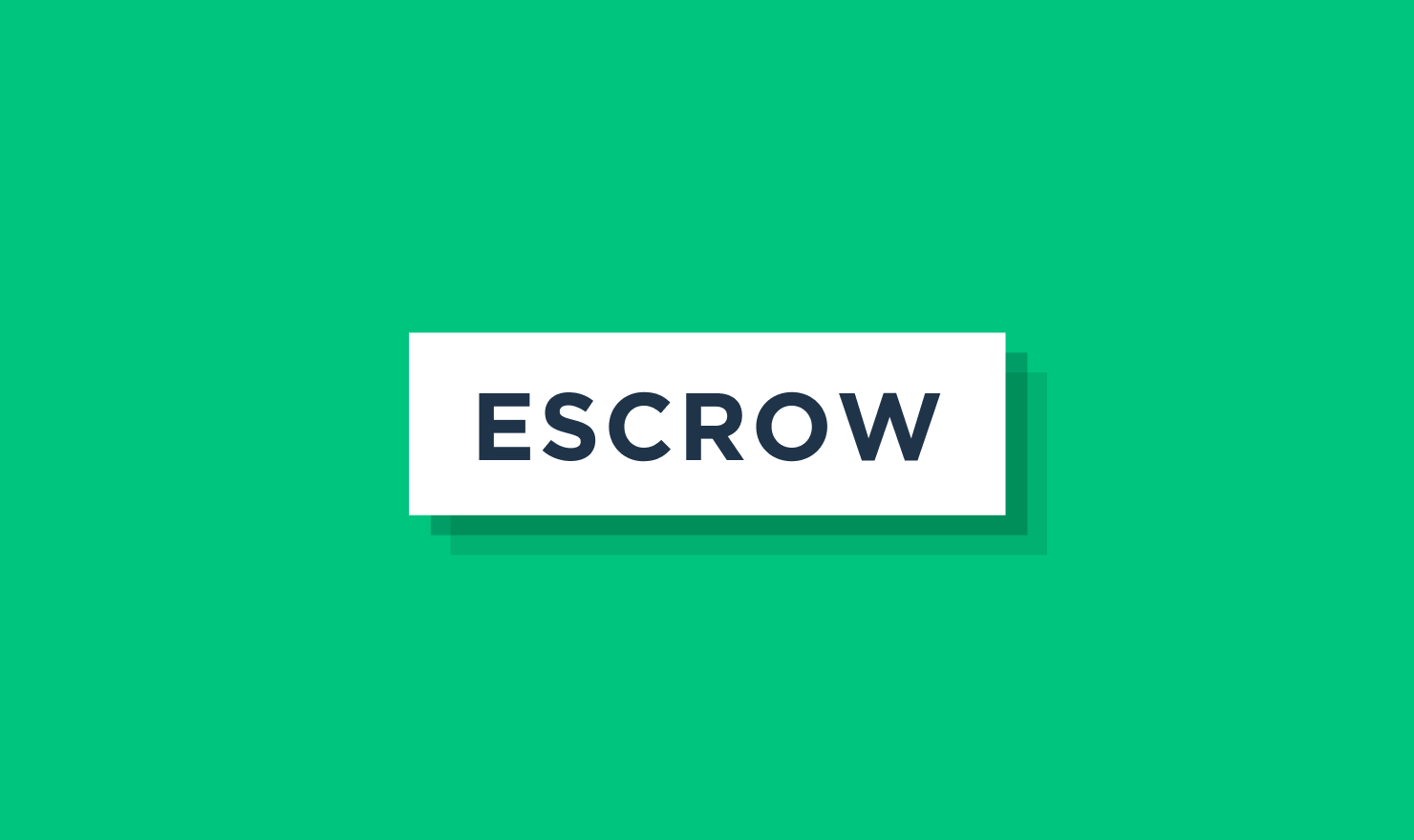 Escrow just got easier