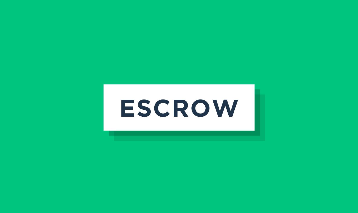 Escrow just got easier