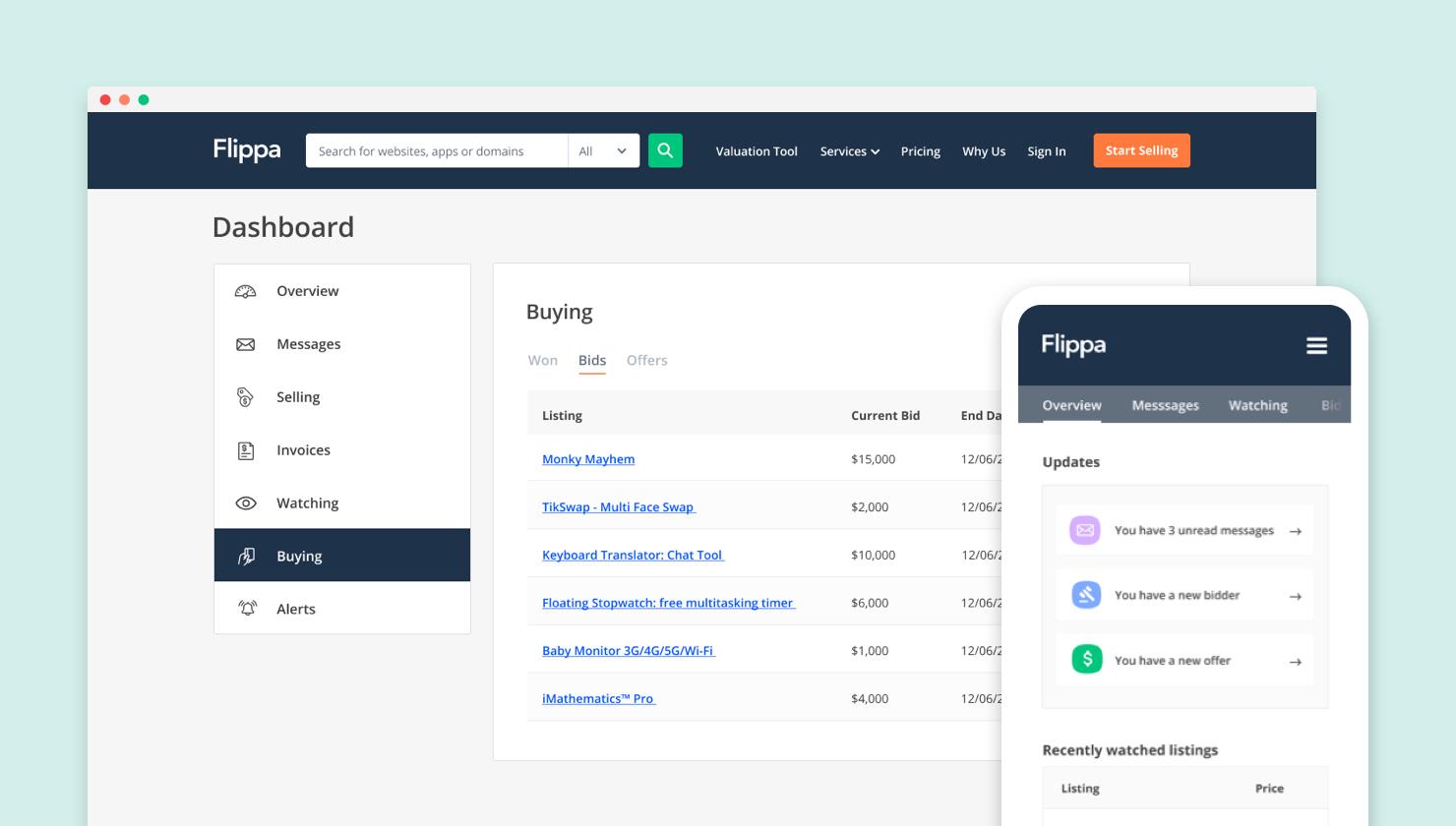 dashboard blog post