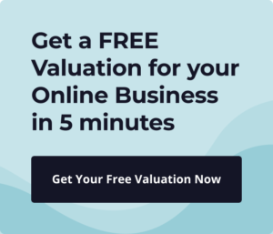 what is my website worth