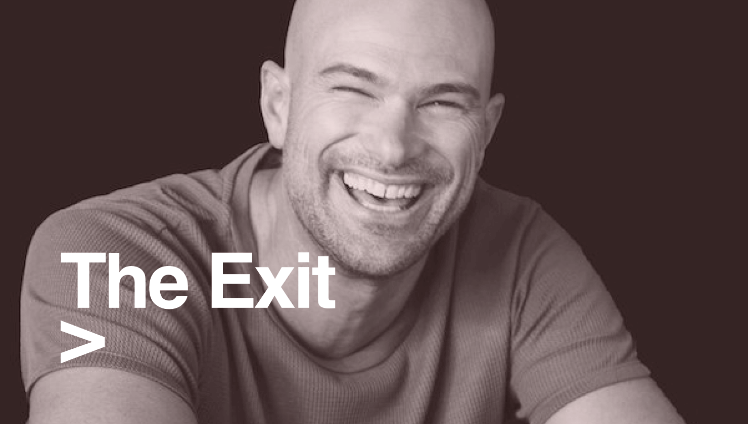 The Exit Podcast - Judd Armstrong