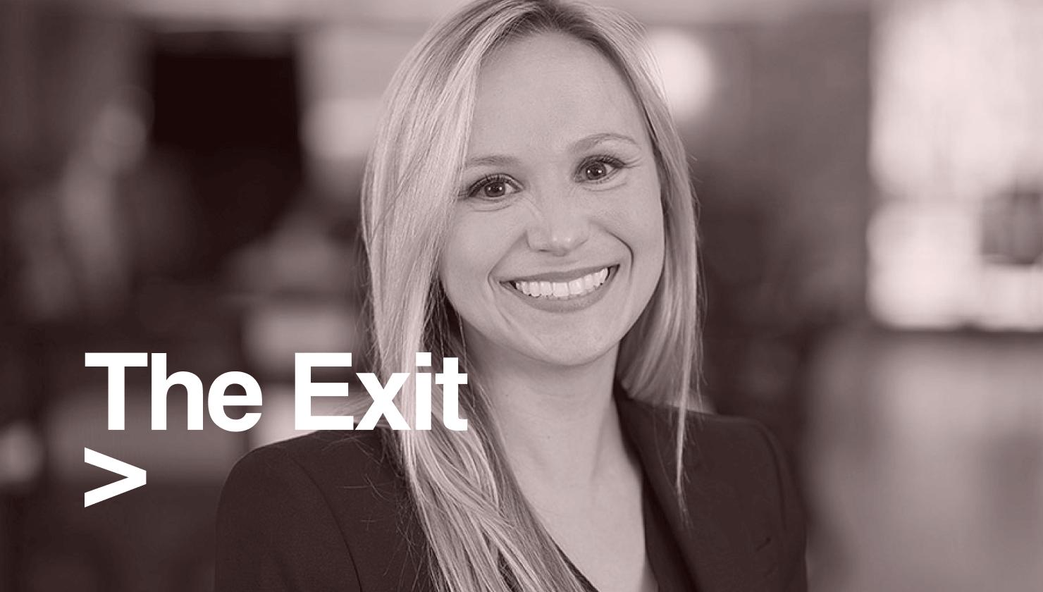 The Exit Podcast - Melissa Kaufman