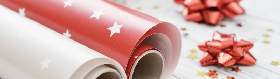wrapping paper business