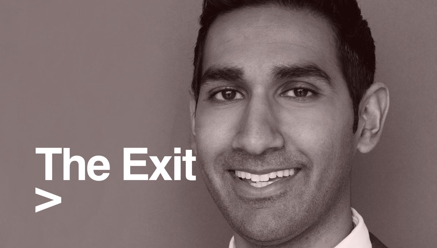 The Exit Podcast - Shakil Prasla