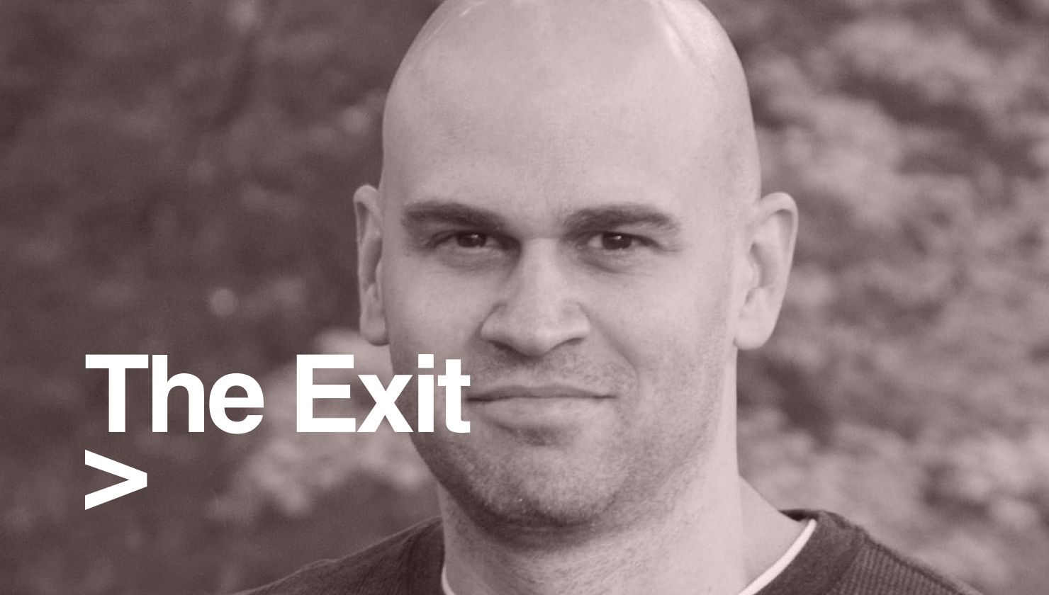 The Exit Podcast - Marc Andre