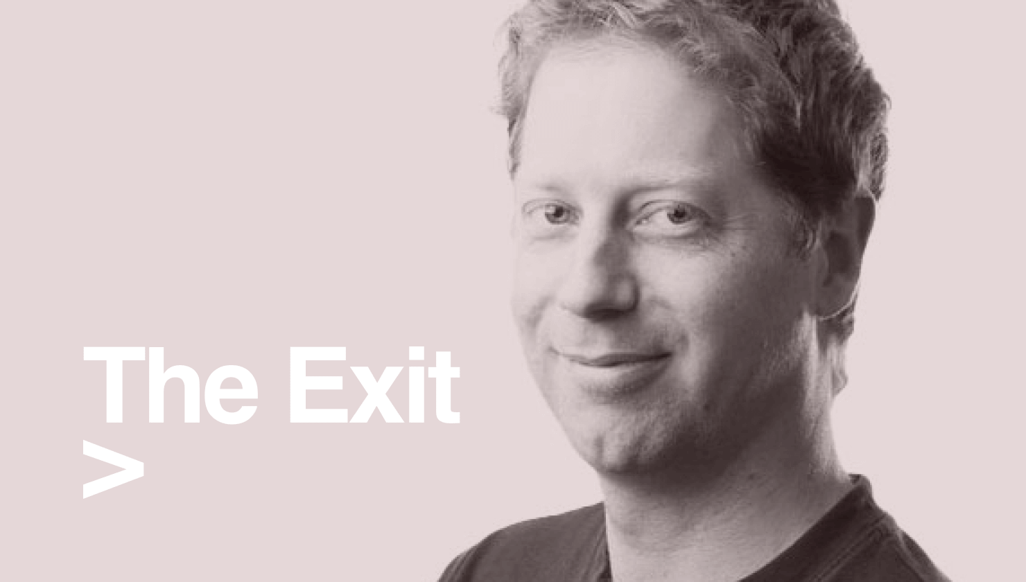 The Exit Podcast - Richard Patey