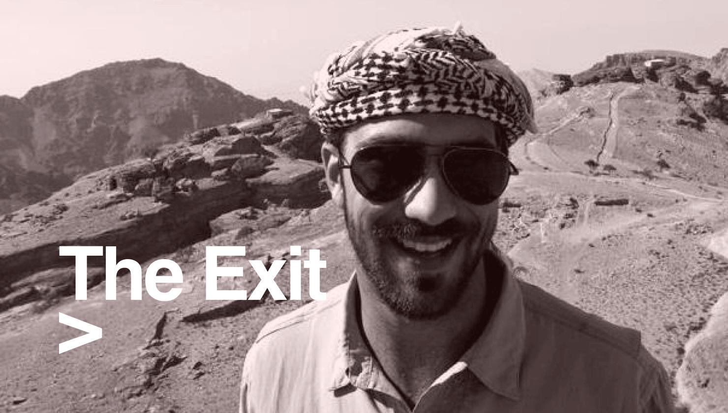 The Exit Podcast - Jonathan Kalan