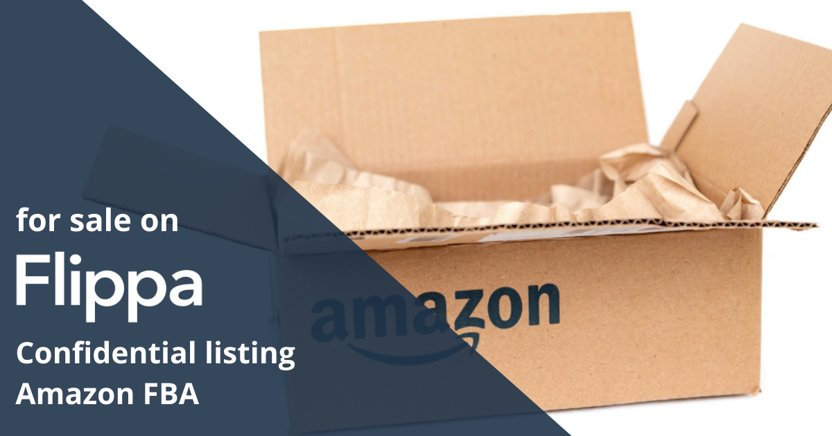 Featured Listing: Amazon FBA Business
