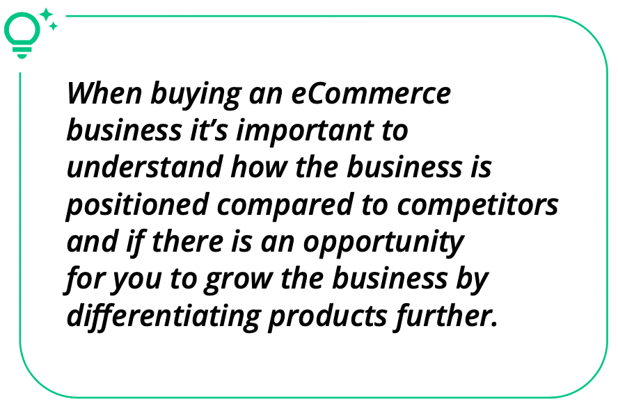 Buying eCommerce Guide Tip3 Flippa.com