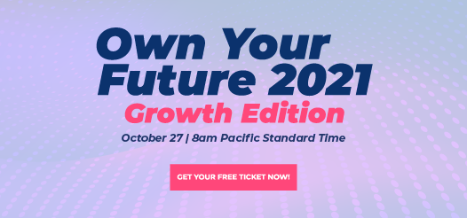 Own Your Future 2021